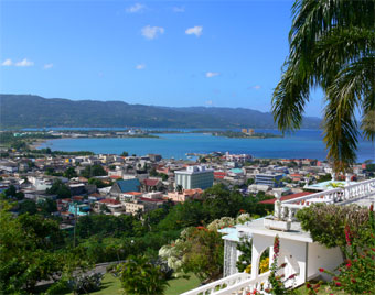 View of Montego Bay